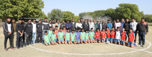 Zinc Football Youth Tournament - Bikaner Zone