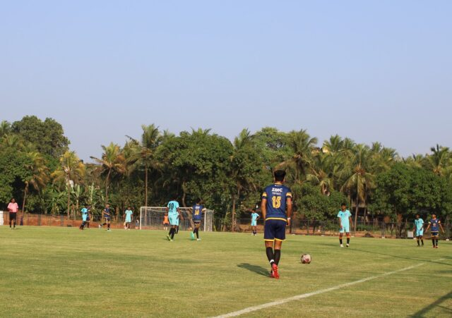 Zinc Football outshines FC Goa in Under-18 friendly encounter